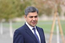Артур Ванецян подал в отставку с поста президента ФФА