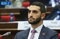 Դեկտեմբերի 23-ին ընտրվելու է ՀՖՖ նոր նախագահ և գործկոմ. Ռուբեն Ռուբինյան
