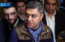 Отношения с членами исполкома ФФА не напряженные – Артур Ванецян