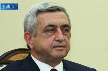 Սերժ Սարգսյանն Արցախից բացի, որևէ այլ վայրում անշարժ գույք չունի. պարզաբանում