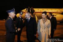 Նիկոլ Փաշինյանը ժամանել է Հռոմ. տեղի է ունեցել ՀՀ վարչապետի և Իտալիայի Սենատի նախագահի հանդիպումը (Լուսանկարներ)