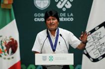 Բոլիվիայի ԱԳՆ-ն բողոք է արտահայտել Մեքսիկային՝ Մորալեսի գործողությունների հետ կապված
