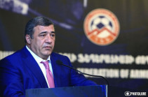 Ruben Hayrapetyan: I have no relation to football anymore, people got what they wanted