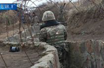 Azerbaijani side violates ceasefire regime 150 times during the past week