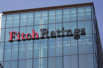 Fitch Upgrades Armenia to 'BB-'; Outlook Stable