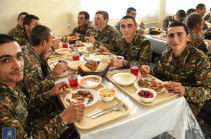 New improved food system acts in already 27 military units