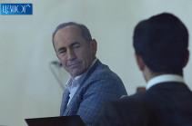 Վերաքննիչ քրեական դատարանը հետաձգել է Ռոբերտ Քոչարյանի փաստաբանների բողոքի քննությունը