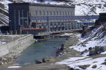 Russian RusHydro company to sell Sevan-Hrazdan hydro power plant to Tashir group of companies