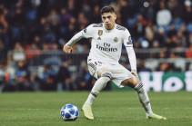 «Реал» продлил контракт с хавбеком Вальверде