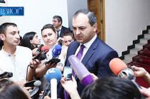 Մեր գործը հույս ունենալով չէ. Գլխավոր դատախազը՝ ՌԴ-ի՝ Գևորգ Կոստանյանին կալանավորելը բավարարելու հույսի մասին