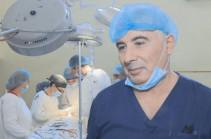 Համալսարանական բժիշկները հերթական բարդ վիրահատությամբ փրկել են զինվորի կյանքը