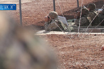 Azerbaijani side violates ceasefire regime 220 times during the past week opening 3,500 shots