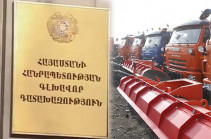 Armenia's attorney general's office launches examination into publications on donation of KamAz trucks to Yerevan municipality