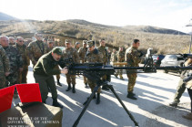 Անվտանգությունը, բանակը բոլոր առաջնահերթությունների առաջնահերթությունն է. վարչապետ Փաշինյանն այցելել է ՊԲ հյուսիսային հատվածի սահմանապահ դիրքեր (Տեսանյութ, լուսանկարներ)