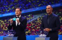 Ձևավորվել են Եվրոպայի 2020 թվականի առաջնության խմբերը