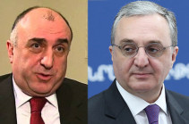 Armenian, Azerbaijani FMs to meet on December 4 in Bratislava