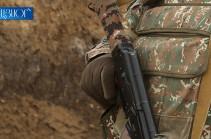 One conscript dies, another receives gun wound in yet unknown circumstances in Artsakh