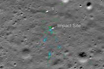 Chandrayaan-2: Indian helps Nasa find Moon probe debris