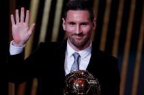 Արգենտինայի նախագահը շնորհավորել է Մեսիին «Ոսկե գնդակի» կապակցությամբ