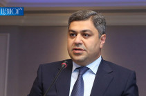 """Armenia cannot allow implementation of """"great"""" idea on the account of our physical security: Arthur Vanetsyan on activity of Soros Fund in Armenia"""