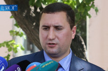 Armenia's deputy DM says information he possesses about suicide of conscript in Artsakh Defense Army cannot be made public yet
