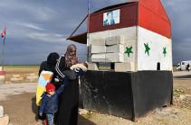 Մեկ օրում Սիրիա է վերադարձել մոտ 900 փախստական