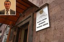 Սուրեն Թովմասյանը կնշանակվի կադաստրի կոմիտեի ղեկավար