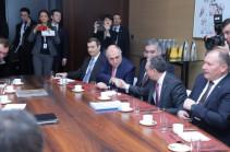Զոհրաբ Մնացականյանը մասնակցել է Արևելյան գործընկերության ԱԳ նախարարների հանդիպմանը