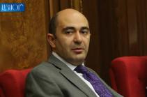 Demands of Azerbaijan not news: Edmon Marukyan
