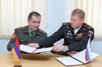 Երևանում անցկացվել է Հայաստանի և Ռուսաստանի պաշտպանության նախարարությունների պատվիրակությունների աշխատանքային հանդիպումը