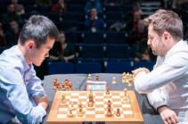 Grand Chess Tour. Լևոն Արոնյանը պարտվել է