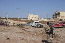 Հալեպում ավտոմեքենայի պայթեցման հետևանքով թուրք զինծառայողներ են զոհվել
