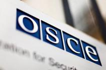 Լեռնային Ղարաբաղում կա էսկալացիայի իրական սպառնալիք. ԵԱՀԿ գործող նախագահ