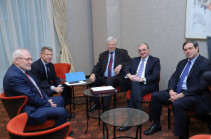 OSCE Minsk Group calls on the sides to engage in good faith substantive negotiations without artificial delays or conditions