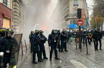 В Тулузе пять человек пострадали в ходе столкновений