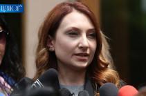 Предпринимается попытка квалифицировать все как политическое преследование – Лилит Макунц о выдвинутом против Сержа Саргсяна обвинении