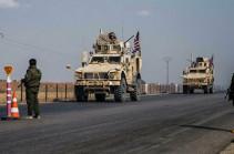 Սիրիայում ԱՄՆ ռազմաբազան անհայտ անձանց կողմից հարձակման է ենթարկվել