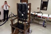 В США убили током второго слепого заключенного после восстановления смертной казни