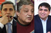 Известны имена трех кандидатов на должность президента ФФА