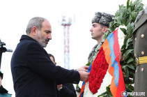 31 years pass since 1988 disastrous earthquake in Armenia's Spitak and Gyumri: Armenia's PM pays tribute to the memory of the victims