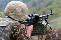 Azerbaijani side violates ceasefire over 130 times during the week