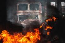 Նյու Դելիում գործարանում կրկին հրդեհ է բռնկվել, որտեղ ավելի վաղ 43 մարդ էր այրվել