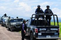 Число жертв стрельбы в центре Мехико выросло до пяти человек