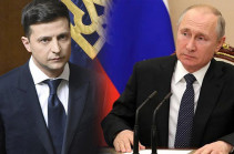 Putin, Zelensky to hold bilateral meeting after Normandy Four talks in Paris — source