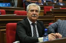 Андраник Кочарян просит продлить срок деятельности комиссии по изучению обстоятельств Апрельской войны