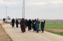 Почти 950 беженцев вернулись в Сирию из Иордании и Ливана за сутки