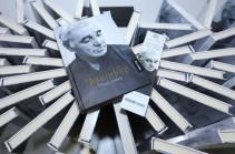 Հայ ընթերցողին է ներկայացվել Շառլ Ազնավուրի «Մեղմ շշուկով» գիրքը