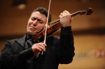 Ուրախ եմ հանդես գալ Հայաստանի պետական սիմֆոնիկ նվագախմբի հետ. Մաքսիմ Վենգերով