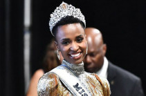 Miss Universe 2019: 'May every little girl see their faces reflected in mine'