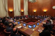 В Нур-Султан прибыли все делегации для переговоров по Сирии